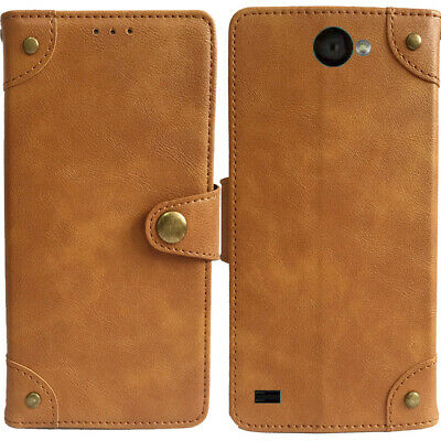 PHONE FLIP PU Leather Case Cover Skin Wallet Pouch for