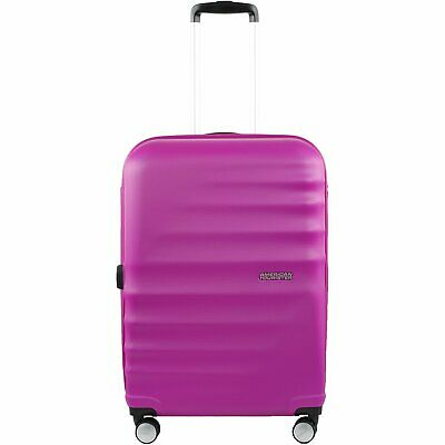 Trolley American Tourister wavebreaker M size spinner 15G*002 hot lips pink