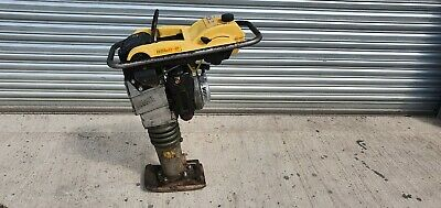 "Wacker Neuson Trench Rammer Bs502 Eco 2014 Year 7"" Foot Jumping Jack Compactor"