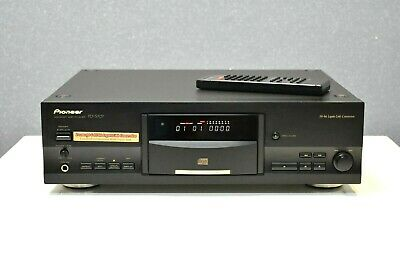 PIONEER PD-S707 High End CD-Player   Top Zustand