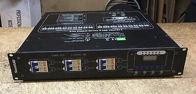 FxLab G018VB 6 Channel DMX Dimmer Pack 6 x 10A DISCO STAGE THEATRE (MR)