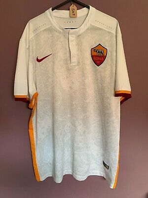 AS Roma 2015-2016 Away Shirt Size XL Griffin #7