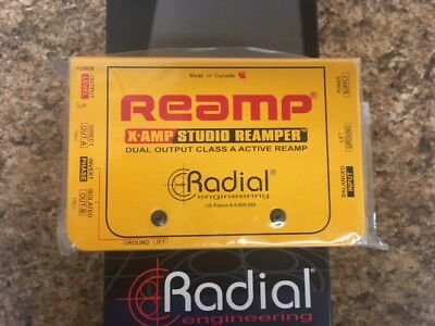 Radial Engineering X-Amp Active Reamper