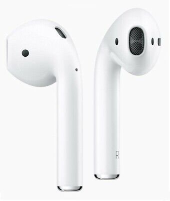 Apple AirPods Gen 2 Genuine Replacement Left/Right EAR ONLY Bluetooth USED