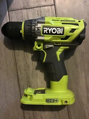 Ryobi One Plus 18V 1/2in. Hammer Drill - P251 Tool Only, No Handle