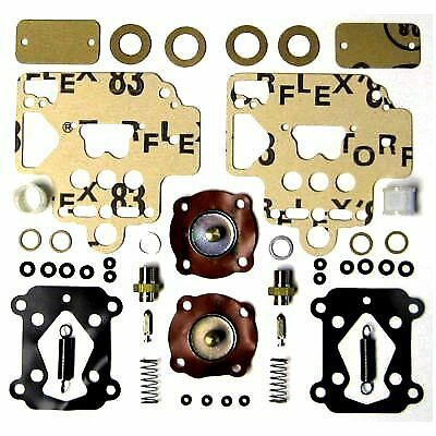Dellorto Dhla 40 Carburettor Gasket/Service/Repair Kit (Pair)