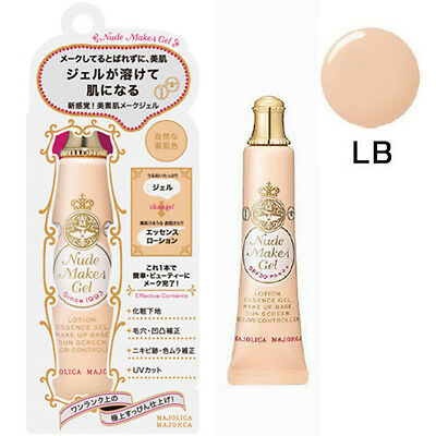 [MAJOLICA MAJORCA] Nude Make Gel LB SPF30 PA+++ All in One CC Concealer 25g NEW