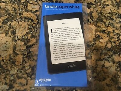 All New Amazon Kindle Paperwhite (10th Generation) 32GB,Wi-Fi - w/Special Offers