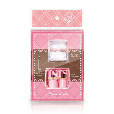 [MISS HANA] Professional Dual Eyeliner Sharpener 1pc NEW
