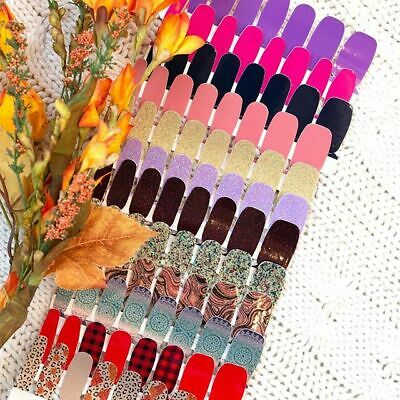Color Street Nail Strips,   120+ To Choose From,    <<FREE SAME DAY SHIPPING!!>>