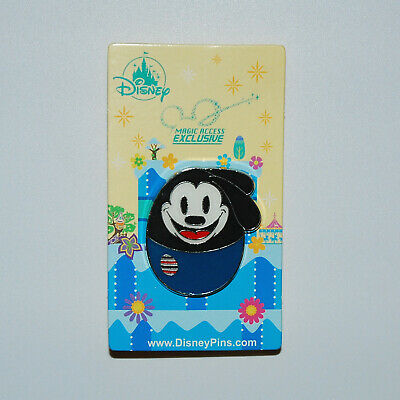 Disney Pin Hong Kong HKDL 2018 MA Member Exclusive Easter Egg Osward Only New