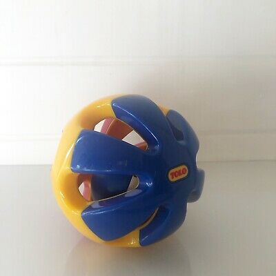 Tolo Baby Ball 'Roller Rattle' (#T018)