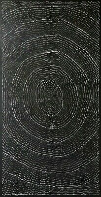 Lily Kelly Napangardi,; Authentic Collectable Aboriginal Art, Incl COA, photo;s