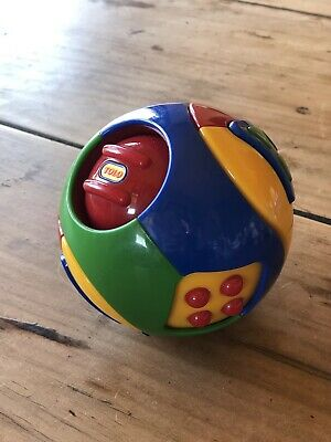 Tolo Baby 'Puzzle Ball' (#T020)