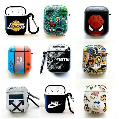 Apple AirPods Case Protective Shockproof Cover for Apple AirPod Charging Case