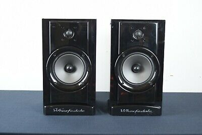 Wharfedale Atlantic Gloss 200 Speakers - Made In England