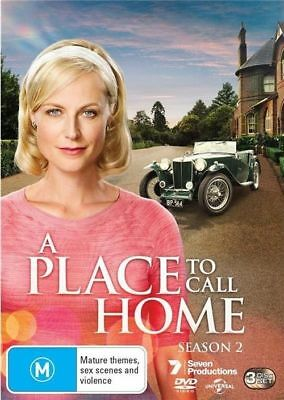 A Place To Call Home : Season 2 (DVD, 2015, 3-Disc Set)=NEW R4