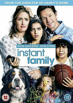 Instant Family (DVD) (2019) Free 1st Class P&P