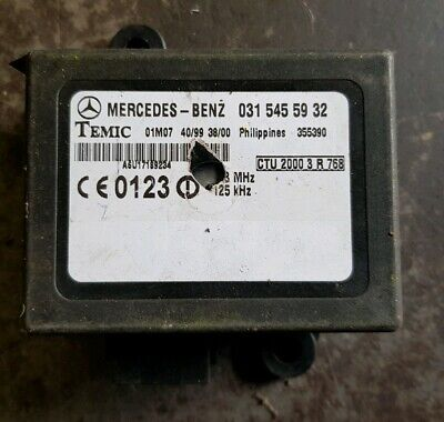 Mercedes Immobiliser Module 0315455932