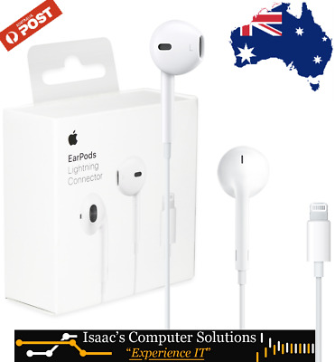 Genuine Apple EarPods for iPhone 7,8,Plus,X,XR, XS,XS MAX BRAND NEW IN BOX