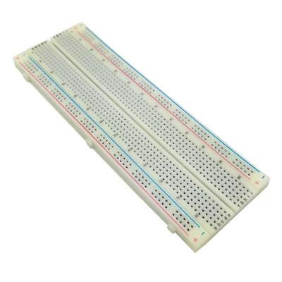 MB-102 830 Solderless Breadboard Tie Points 2 buses Test Circuit For Arduino BT