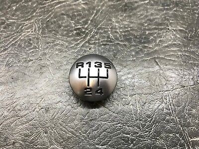 2003 Fiat Ulysse Manual Gear Stick Knob Emblem Cap Cover