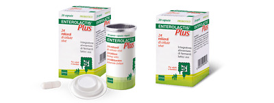 Enterolactis Plus 20 Capsule
