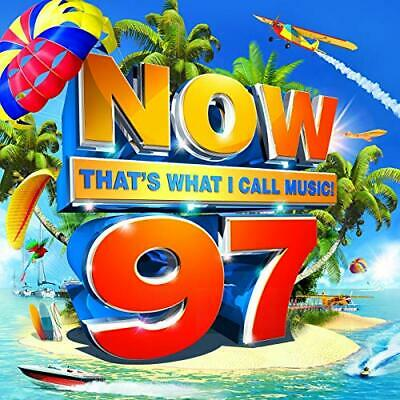 Now That's What I Call Music 97 CD - Various Artists 2 CD Discs New Sealed