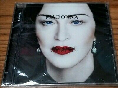 Madonna - Madame X - Mexico Import CD