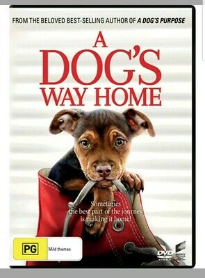 A Dogs Way Home DVD Region 4