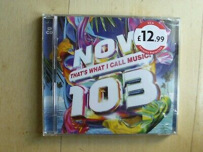 NOW That's What I Call Music! 103 (CD) NOW 103 - Various Artists