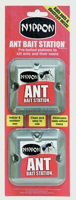 Nippon Ant Bait Station Twin Pack  Bait Stations 5NAB2