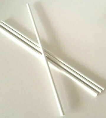 "4 X 8"" Long CAKE DOWELLING Rods Support Tiered Cakes Wedding Sugarcraft Dowels"