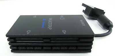 OFFICIAL OEM SONY PlayStation 2 MULTITAP # SCPH-10090   Add Controllers & Memory