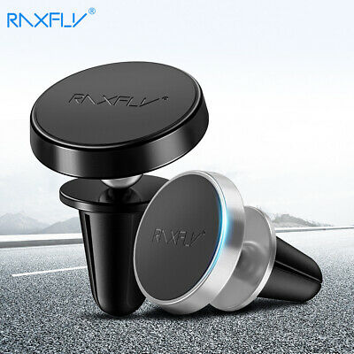 360 Rotate Car Magnetic Air Vent Stand Mount Holder Universal For Cell Phone GPS