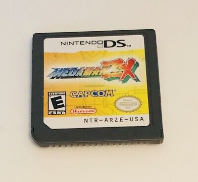 Mega Man ZX Nintendo DS / 3DS 2006 Authentic Game Only Works Great Ships Fast