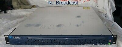 1x Omneon mip4101 multiport4000 1 channel HD server player unit
