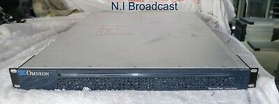 1x Omneon mip5222  mediaport 5200/5300 2 channel interface unit
