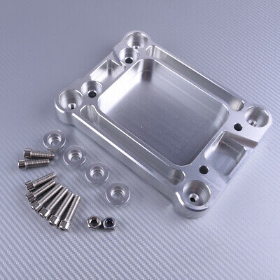 Auto Billet Shifter Box Base Plate Fit For Honda Civic Integra K20 K24 K-Series