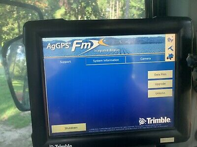 Trimble FMX Integrated Display Pack AG25 GPS Receiver Cables. (USED)