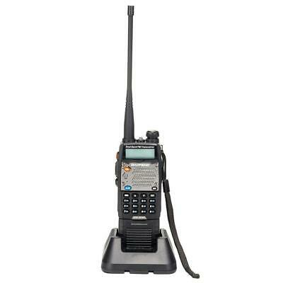 Baofeng UV-5XP 3000mAh 8W/5W/1W Dual-Band Ham Walkie Talkie + Free Earphone