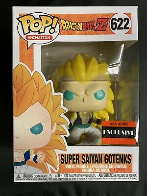 Funko Pop Dragon Ball Z #622 Super Saiyan Gotenks!