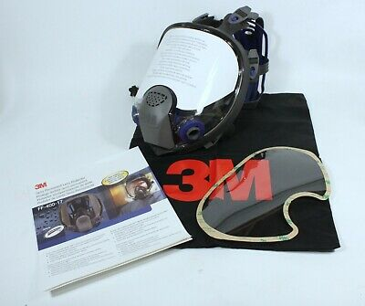 New, 3M Ff-403 Large Ultimate Respirator Face Piece Full Mask-