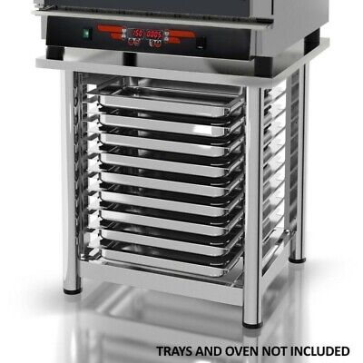 AG Stand for 5 & 10 Tray Commercial Combi Ovens- Italian Made AG Equipment|