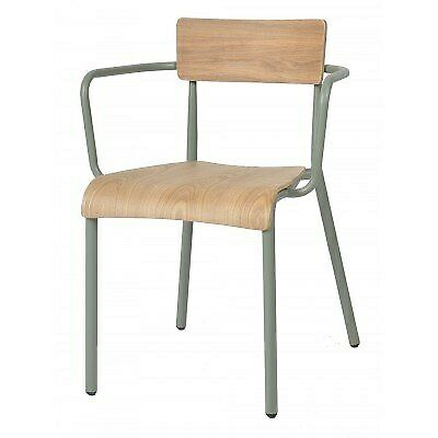 T-Side Arm Chair Cafe Ideas|