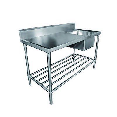 MixRite Sink Bench with Splashback 600 x 900 mm