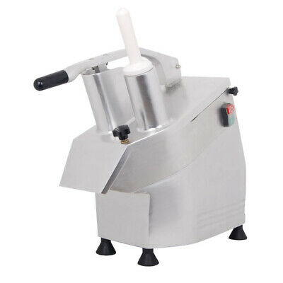 VC Vegetable Cutter Half Moon Feed Hooper 300kg/H