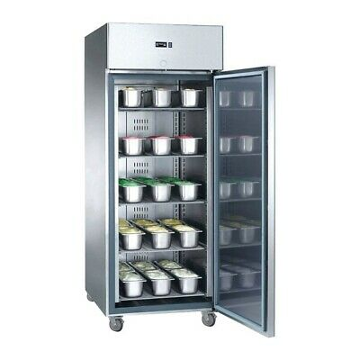 Thermaster Stainless Steel 737L Cabinet Freezer