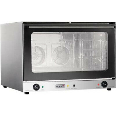 ConvectMax Convection Oven With Press Button Steam 4 Trays Convection Ovens