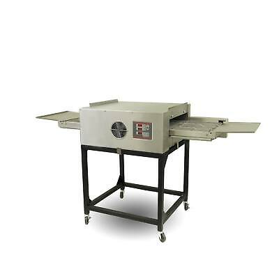 Bakermax Pizza Conveyor Oven With Temp Dispaly 5min/Pizza